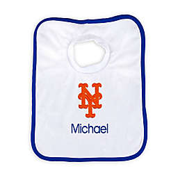 Designs by Chad and Jake MLB New York Mets Bib