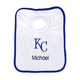 Designs by Chad and Jake MLB Kansas City Royals Bib