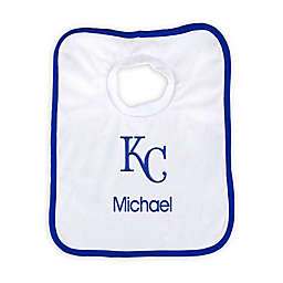 Designs by Chad and Jake MLB Kansas City Royals Bib