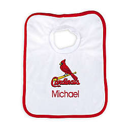 Designs by Chad and Jake MLB St. Louis Cardinals Bib