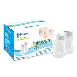 BelleMa 6-Pack Breastmilk Storage Bottles