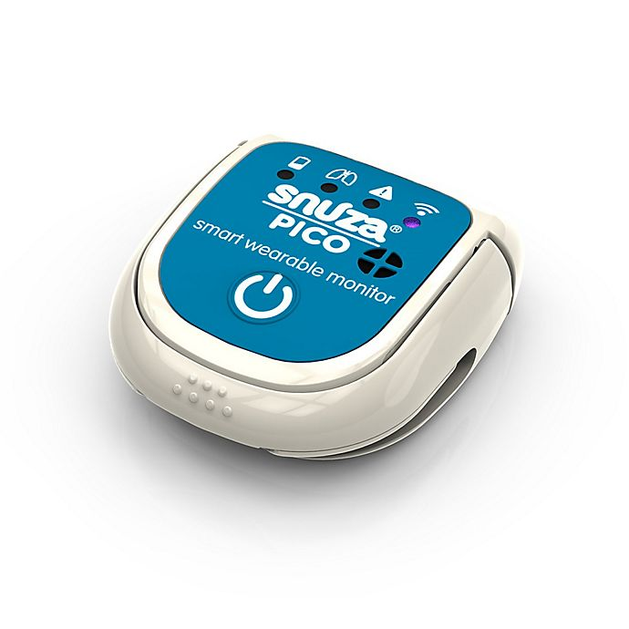 Alternate image 1 for Snuza® PICO Smart Wearable Baby Monitor