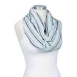 Bebe au Lait® Infinity Nursing Scarf in Multicolor Stripes
