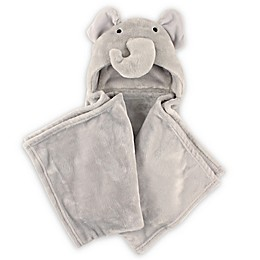 Hudson Baby® Elephant Plush Hooded Blanket