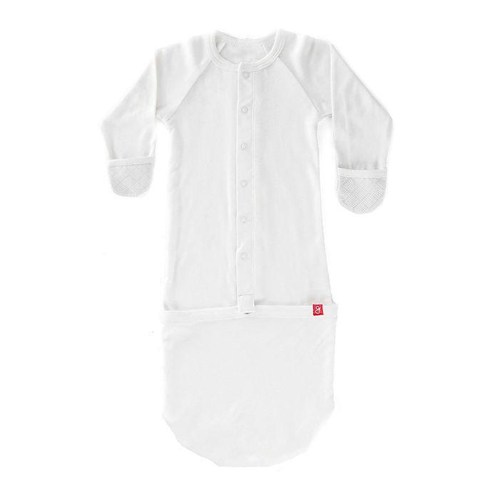 Alternate image 1 for goumikids goumijamms Pajamas in Diamond Cream