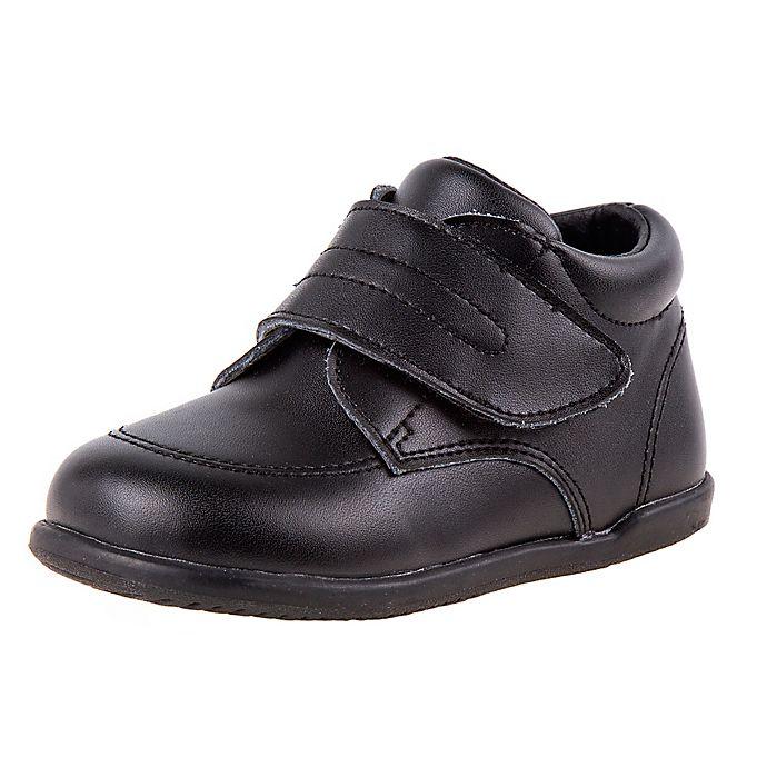 Alternate image 1 for Josmo Shoes Smart Step Medium Width Hook and Loop Walking Shoe in White