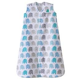 HALO® SleepSack® Elephant Micro-Fleece Wearable Blanket in White