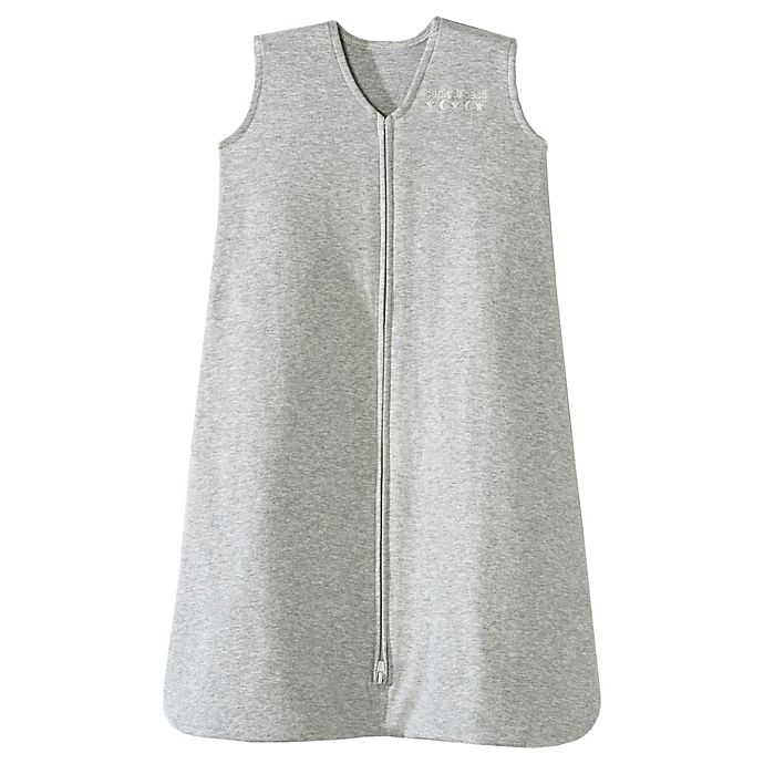 Alternate image 1 for HALO® SleepSack® Cotton Wearable Blanket in Grey
