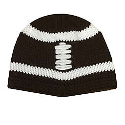 So' Dorable Size 0-12M Knit Football Hat