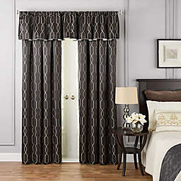 Beautyrest® Yvon Rod Pocket/Back Tab Room Darkening Window Curtain Panel and Valance