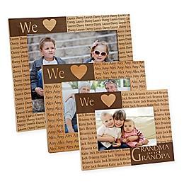 Loving Hearts Photo Frame