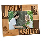 Because of You 5-Inch x 7-Inch Photo Frame