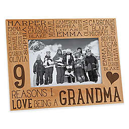 Reasons Why For Her Picture 4-Inch x 6-Inch Frame