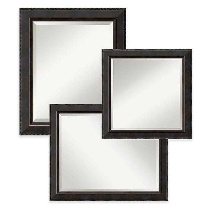 Alternate image 1 for Signore Mirror in Bronze