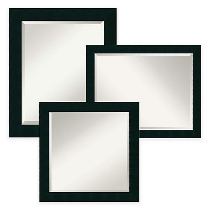 Alternate image 1 for Tribeca Mirror in Black