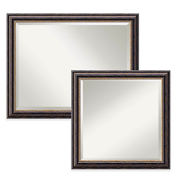 Alternate image 1 for Amanti Art Tuscan Rustic Mirror