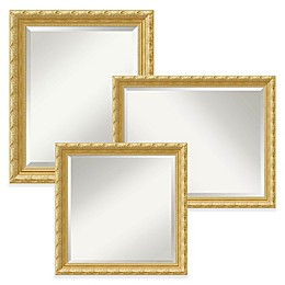 Amanti Versailles Mirror in Gold