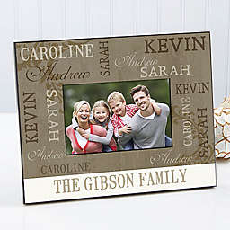 Our Loving Family Picture Frame