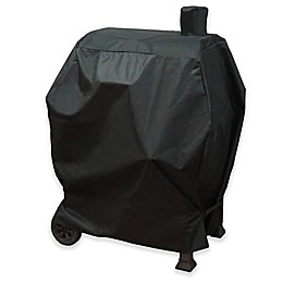 Landmann Usa  Polyester Grill Cover in Black