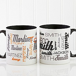 Signature Style for Him Coffee Mug