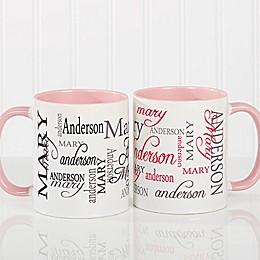 Signature Style 11 oz. Coffee Mug