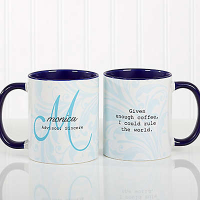 Name Meaning 11 oz. Coffee Mug