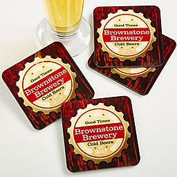 Premium Brew Coaster