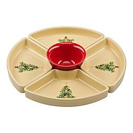 Fiesta® Christmas 5-Piece Entertaining Set