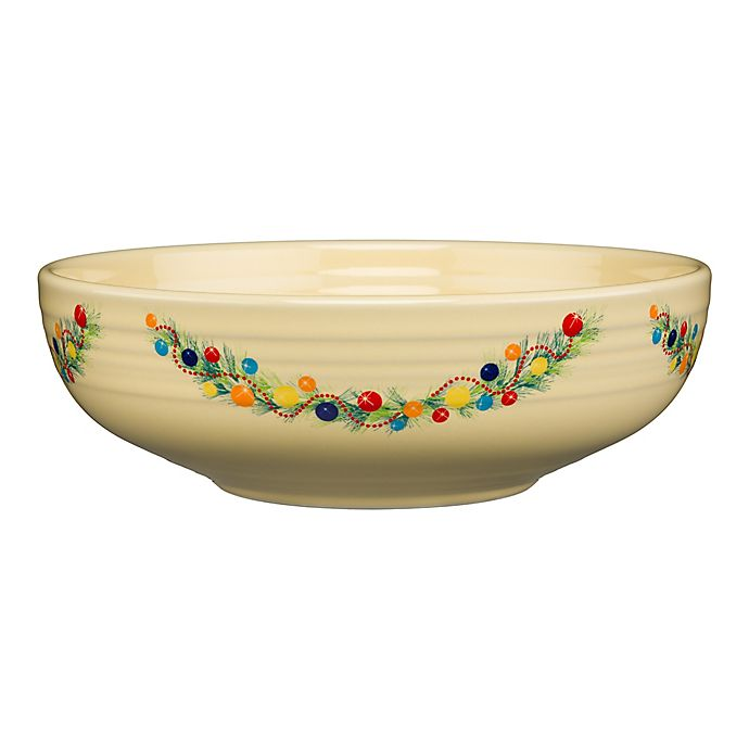 Alternate image 1 for Fiesta® Christmas Large Bistro Bowl