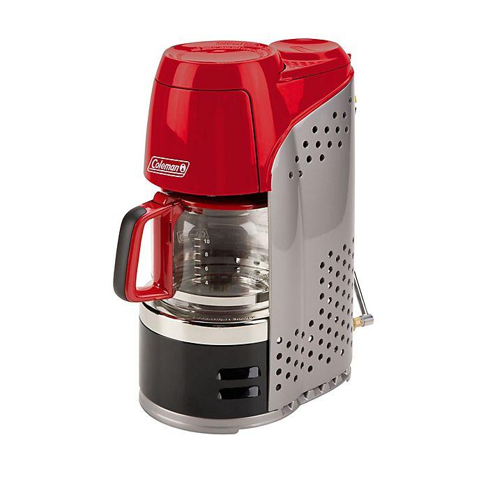 Alternate image 1 for Coleman® QuikPot Propane Coffee maker