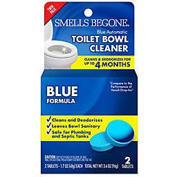 Smells Begone® 2-Pack Toilet Tabs