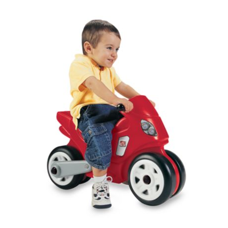 Step 2 Ride-On Motorcycle in Red 736200