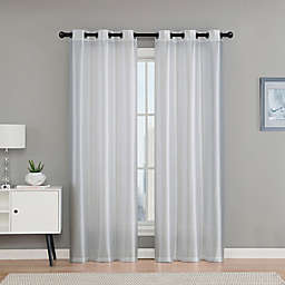 VCNY Home Monroe 2-Pack Grommet Top Room Darkening Window Curtain Panels