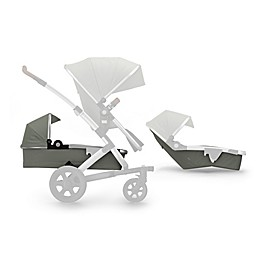 Joolz Geo² Lower Bassinet and Seat in Elephant Grey