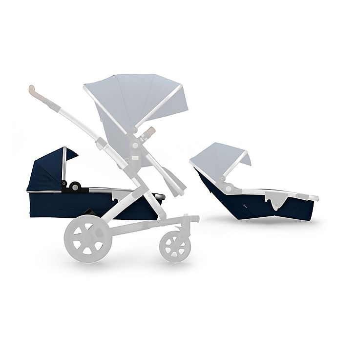 Alternate image 1 for Joolz Geo² Lower Bassinet and Seat in Parrot Blue