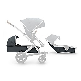 Joolz Geo² Earth Lower Bassinet and Seat in Hippo Grey