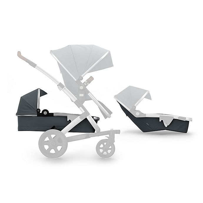 Alternate image 1 for Joolz Geo² Earth Lower Bassinet and Seat in Hippo Grey