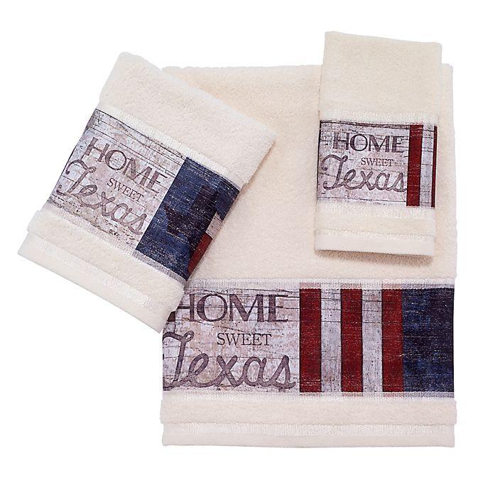 Alternate image 1 for Home Sweet Texas Bath Towel