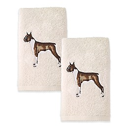Avanti Dog Hand Towel Collection