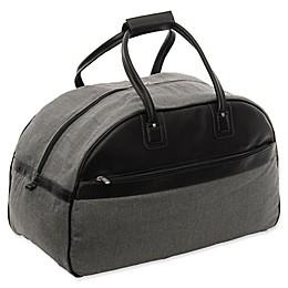 Piel® Leather 20-Inch Satchel Travel Bag