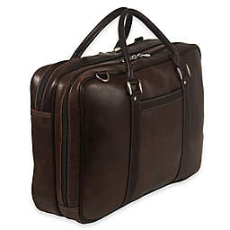 Piel® Leather Vintage Laptop Case in Brown