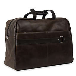 Piel® Leather Vintage Urban Duffel in Vintage Brown