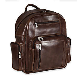 Piel® Leather 15.5-Inch Vintage Travel Backpack in Vintage Brown
