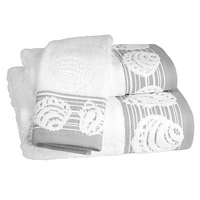 Shell Harbor Bath Towel Collection