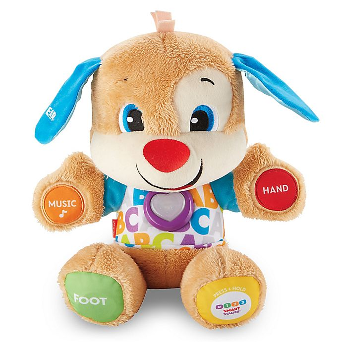 Alternate image 1 for Fisher-Price® Laugh & Learn® Smart Stages™ Puppy