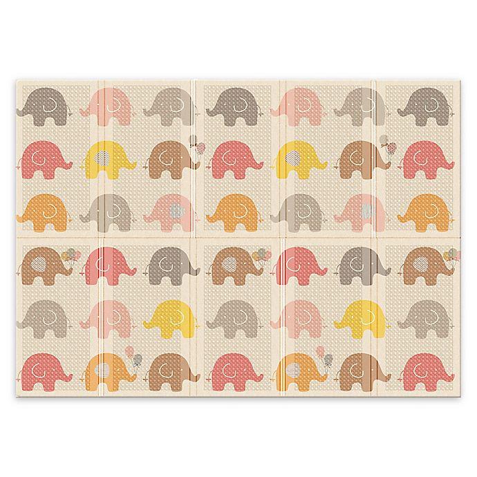 Alternate image 1 for Parklon Little Elephant Portable Play Mat