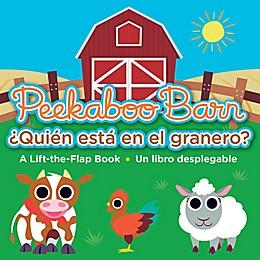 """""""Peekaboo Barn/¿Quién está en el granero?\"""