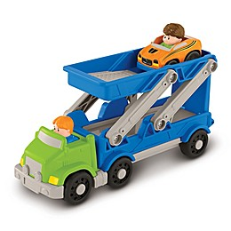Fisher-Price® Little People® Ramp 'n Go Carrier