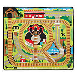 Melissa & Doug® Round the Rails Train Play Rug