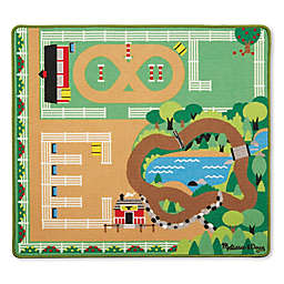 Melissa & Doug® Round the Ranch Horse Play Rug